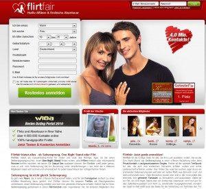 Flirtfair Startseite