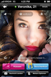 Lovoo Profil Screen